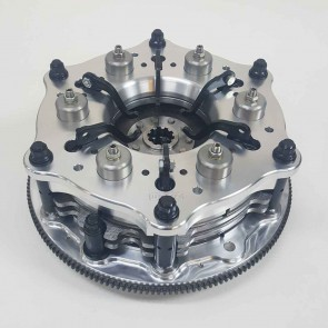 "Crower Springer Clutch 11"" Chevy 6 Stand 3-Disc"