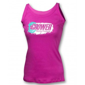 Women's Pink Off-Road Tank
