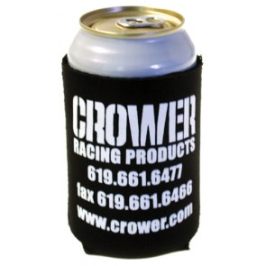 Can Koozie w/Classic Crower Logo