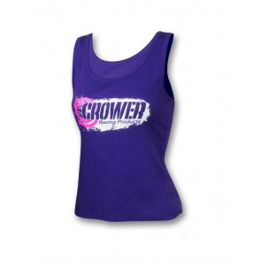 Women's Purple Off-Road Tank
