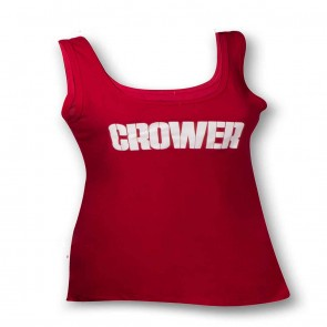 Women's Red Tank Top