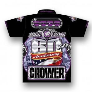 Women's Crew Shirt Crower 60th Anniversary