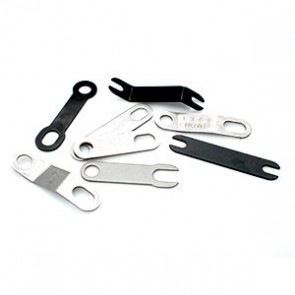 Stainless Steel Captive Link Blades